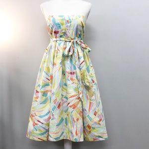 ANTHRO. Maeve cotton dress L/12